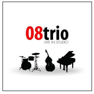 [cover] Andrea Vergari - Massimo Frellicca - Lucio Giovannella - 08 Trio - Live in studio