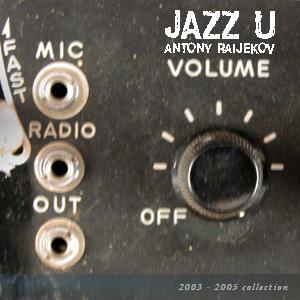 [cover] Antony Raijekov - Jazz U