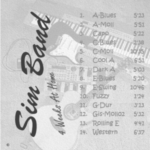 [cover] Sim Band - 4 Weeks At Home
