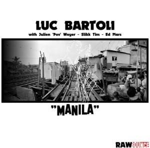 [cover] Luc Bartoli - Manila