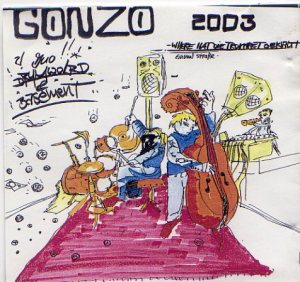 [cover] GONZO GONZALES - Nothing but Gonzo