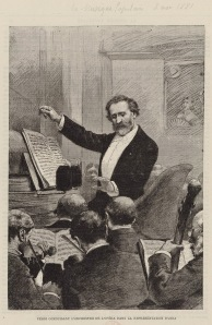 Verdi conducting