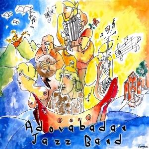 [cover] Adovabadan - adovabadan 2009