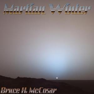 Martian Winter cover