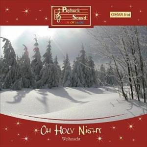 Oh Holy Night (Volume 1) Cover