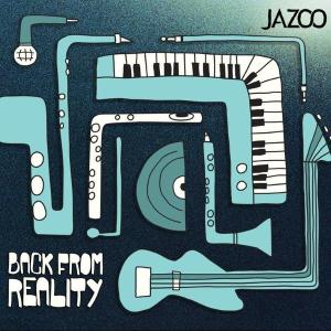 Jazoo - Back from Reality Cover