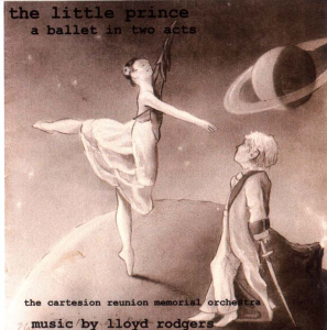Cover - the little prince